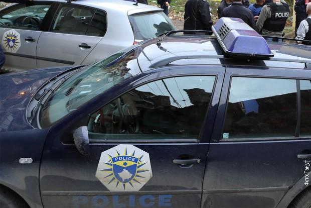 Kosovska policija tanjug